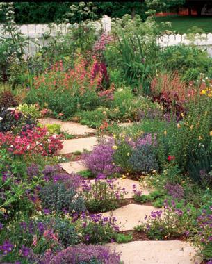 Fresh Ideas Frontyard Garden32