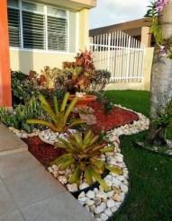 Fresh Ideas Frontyard Garden37