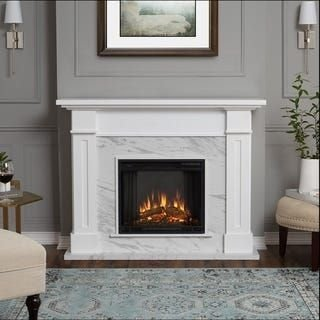Luxury Family Room Fireplace Ideas09