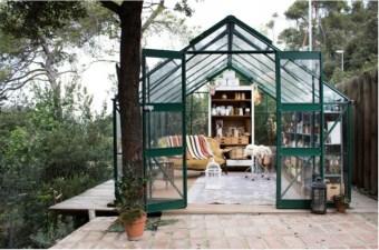 Luxury Glasses House Ideas26