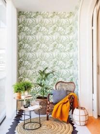Cozy And Beautiful Green Balcony Ideas29