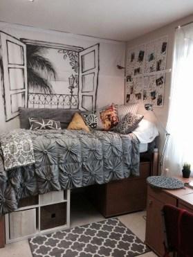 Efficient Dorm Room Organization Ideas18