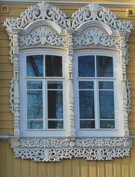 Elegant Carved Wood Window Ideas16