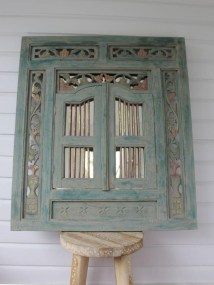 Elegant Carved Wood Window Ideas22
