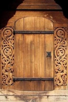 Elegant Carved Wood Window Ideas26