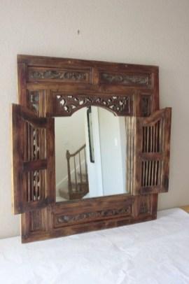 Elegant Carved Wood Window Ideas33