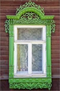 Elegant Carved Wood Window Ideas40