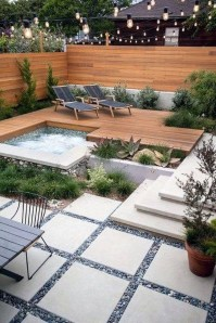 Luxury And Elegant Backyard Design38
