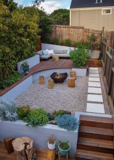 Luxury And Elegant Backyard Design40