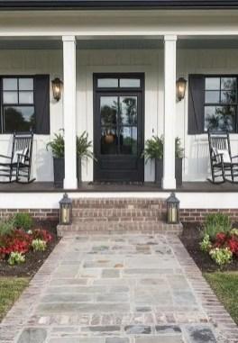 Luxury And Elegant Porch Design07