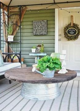 Luxury And Elegant Porch Design24