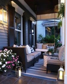Luxury And Elegant Porch Design29