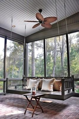 Luxury And Elegant Porch Design44