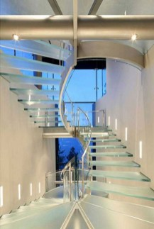 Luxury Glass Stairs Ideas20