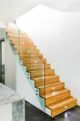 Luxury Glass Stairs Ideas27