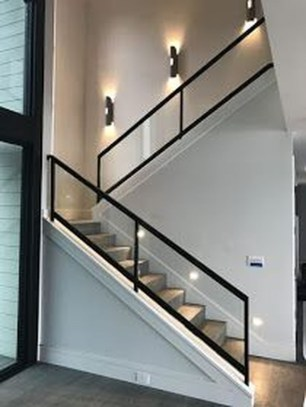 Luxury Glass Stairs Ideas33