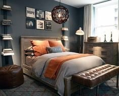 Cool Teenage Boy Room Decor01