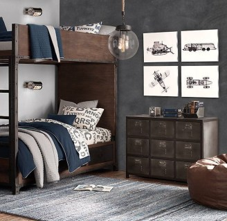 Cool Teenage Boy Room Decor11