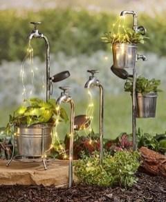 Cute Solar Garden Decoration Ideas14