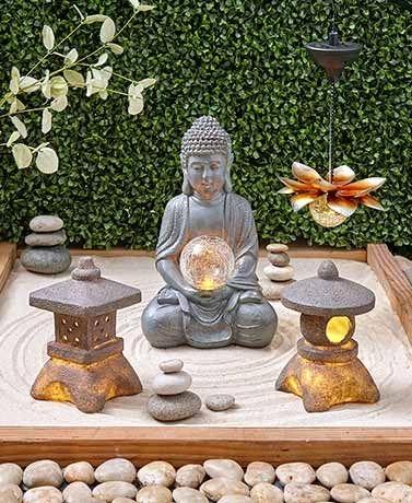 Cute Solar Garden Decoration Ideas36