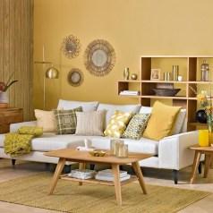 Extraordinary Yellow Living Room Ideas04