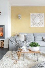 Extraordinary Yellow Living Room Ideas25