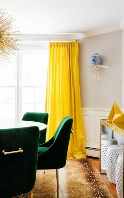 Extraordinary Yellow Living Room Ideas39