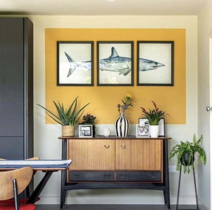 Extraordinary Yellow Living Room Ideas40