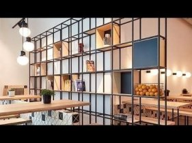 Modern Living Room Partition Ideas12