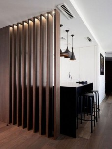 Modern Living Room Partition Ideas21