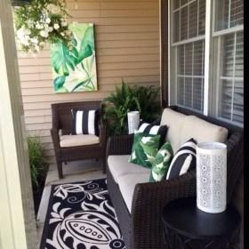 Stylish Outdoor Decorating Ideas23