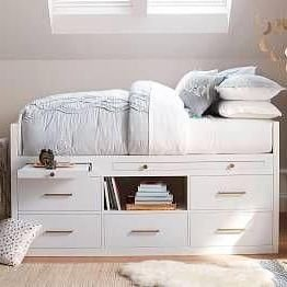 Amazing Bed For Small Space Ideas18