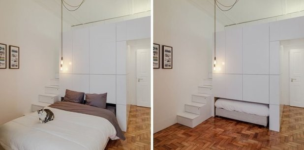 Amazing Bed For Small Space Ideas24