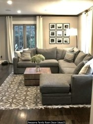 Awesome Family Room Decor Ideas15