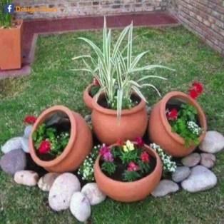 Lovely Backyard Garden Design Ideas18