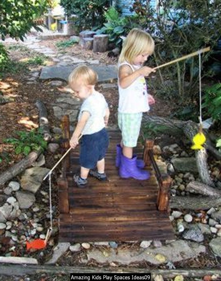 Amazing Kids Play Spaces Ideas09