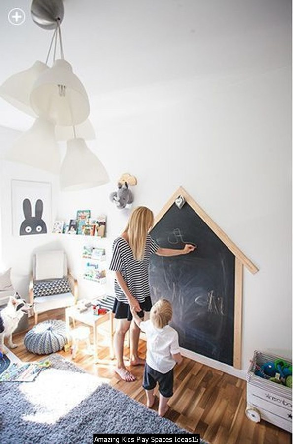 Amazing Kids Play Spaces Ideas15