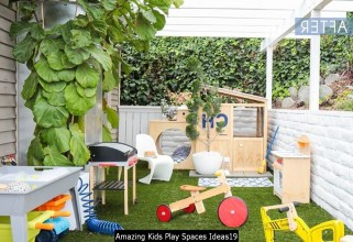 Amazing Kids Play Spaces Ideas19