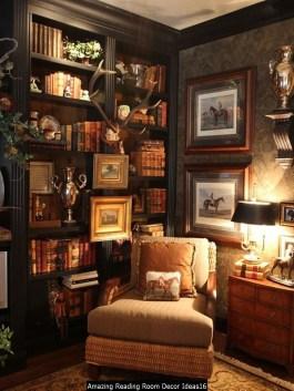 Amazing Reading Room Decor Ideas16