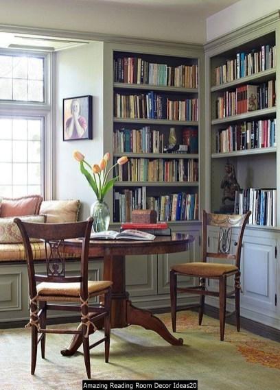 Amazing Reading Room Decor Ideas20