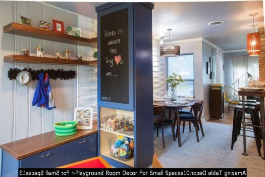 Playground Room Decor For Small Spaces10