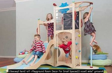 Playground Room Decor For Small Spaces22