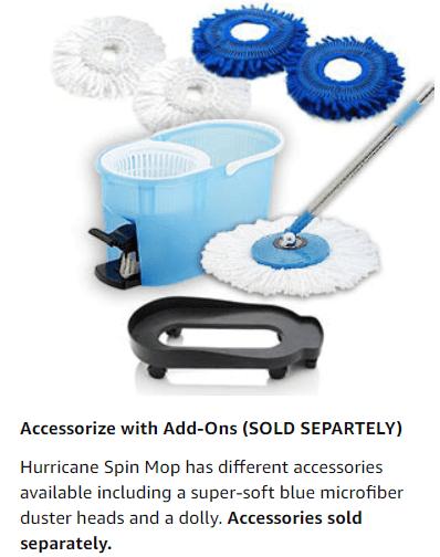 best spin mops