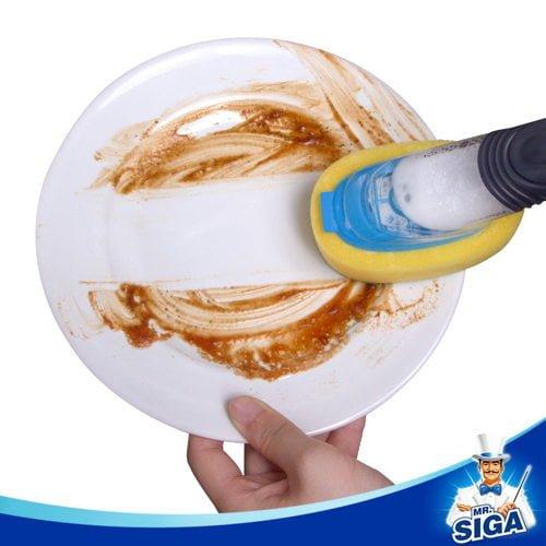 MR. SIGA Soap Dispensing Brush