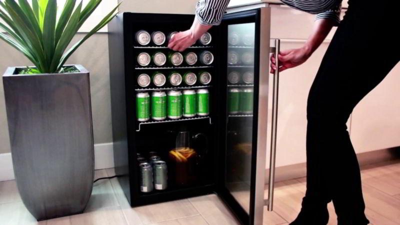 Whynter Beverage Cooler