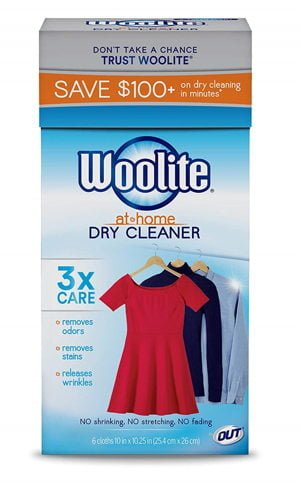 Woolite At-Home Dry Cleaner 2