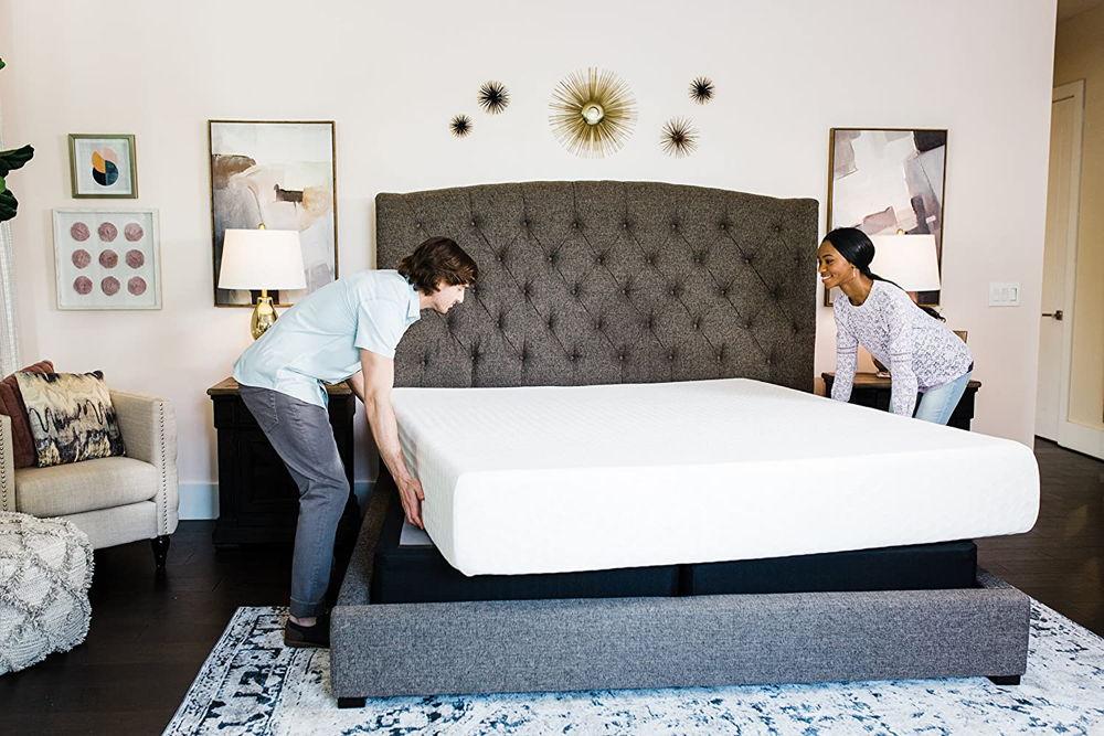 Ashley Furniture Signature Design Chime 12-inch Express Mattress