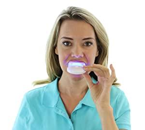 LED Light Teeth Whitening Kit