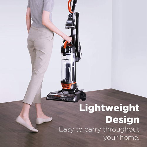 Eureka Power Speed NEU188A Lightweight Upright Vacuum Cleaner