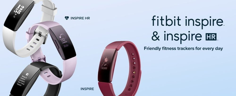 Fitbit Inspire HR Heart Rate and Fitness Tracker 5